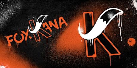 Foxkana: El Ejército Naranja entradas