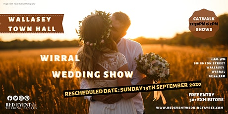 Wirral Wedding Fair @ Wallasey Town Hall, Merseyside tickets
