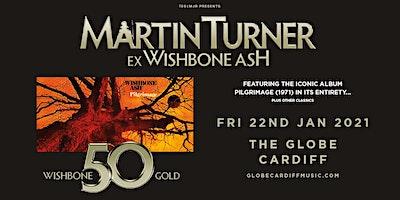 Martin Turner (The Globe, Cardiff)