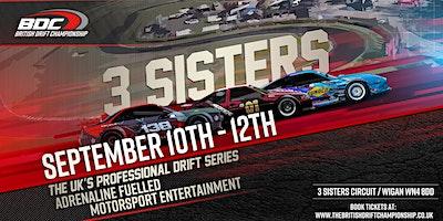 BDC – Three Sisters – Event 1 – Season Launch – POSTPONED