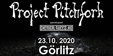 Project Pitchfork - Live 2020 Tickets