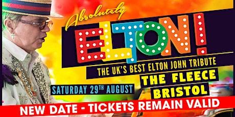 Absolutely Elton - A tribute to Elton John tickets