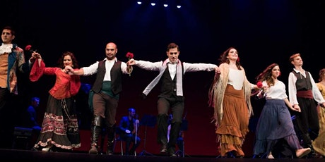 Ópera «Por las calles de Sevilla» entradas