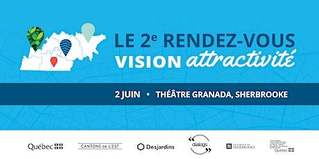2e Rendez-vous de Vision attractivité billets