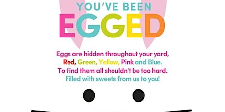 You've Been Egged tickets
