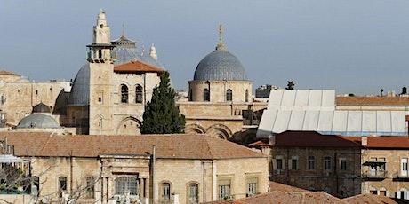 Landausflug von Haifa nach Jerusalem (AID* BL**) tickets