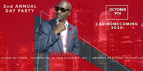 2nd Annual Day Party @ CAU Homecoming tickets