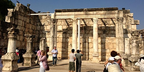 Haifa zu den christl. Stätten am See Genezareth (TU* Mein Sch***) tickets