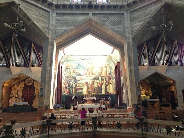 Haifa zu den christl. Stätten am See Genezareth (TU* Mein Sch***): Bild