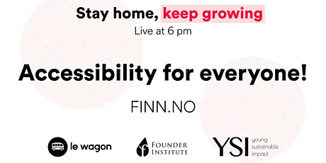 [ONLINE] Accessibility for everyone! tickets