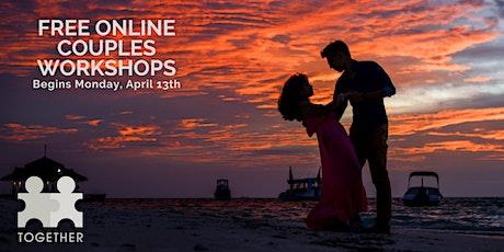 TOGETHER Program Workshop: Online 03, Monday Apr. 13th - 6PM tickets