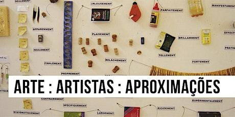 Conversas sobre arte, com Elida Tessler ingressos