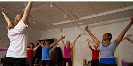 Moving For Life Dance Exercise for Cancer Recovery Classes @ Marlene Meyerson JCC Manhattan - Now Online! tickets