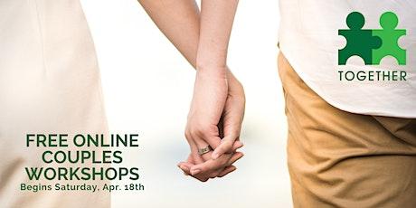 TOGETHER Program Workshop: Online 04, Saturday April 18th - 10AM tickets
