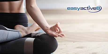 EasyActive8 Online Yoga Class tickets