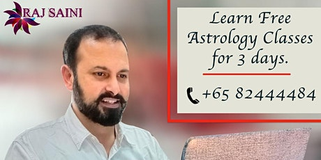Learn Vedic Astrology in Singapore tickets