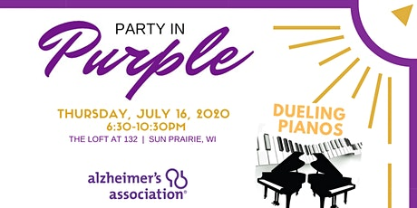 Party in Purple tickets
