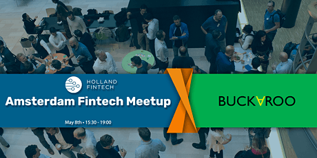 Holland FinTech Meetup: May- Online tickets