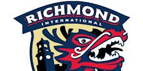 Richmond International Dragon Boat Festival tickets