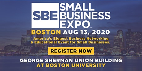 Small Business Expo 2020 - BOSTON tickets