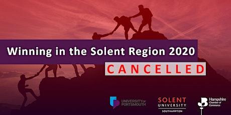 CANCELLED: Winning in the Solent Region 2020 #WISR2020 tickets