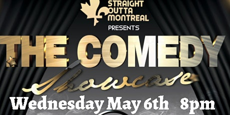 Montreal Comedy Show ( Stand Up Comedy ) Comedy Showcase billets