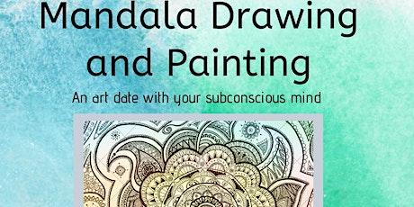 Mandala Drawing and Painting tickets
