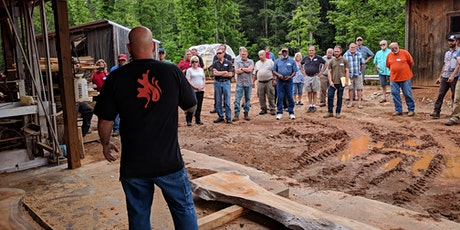 Thick Lumber Live Edge Slab Business Workshop tickets
