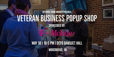 Veteran Business Pop-Up tickets