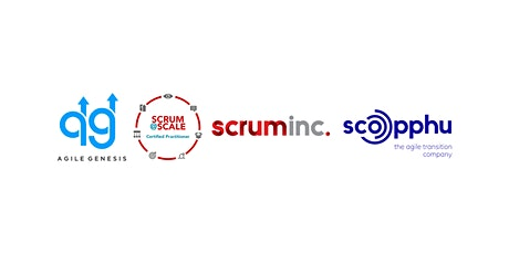 LIVE ONLINE | Certified Scrum@Scale Practitioner - in English tickets