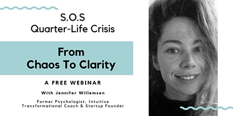 SOS Quarter-Life Crisis: From Chaos To Clarity tickets