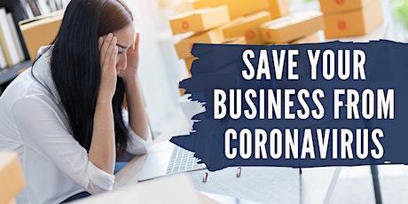 Save Your Business from Coronavirus - Dublin tickets