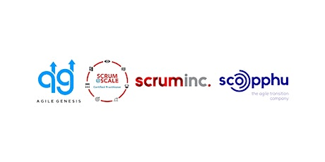 LIVE ONLINE | Certified Scrum@Scale Practitioner - in English bilhetes