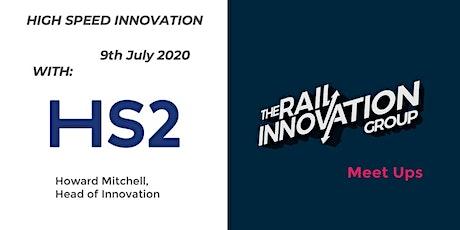 High Speed Innovation tickets