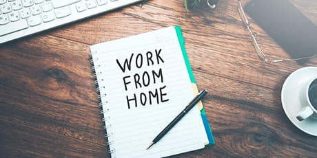 Work From Home - Real Estate Investor Community tickets