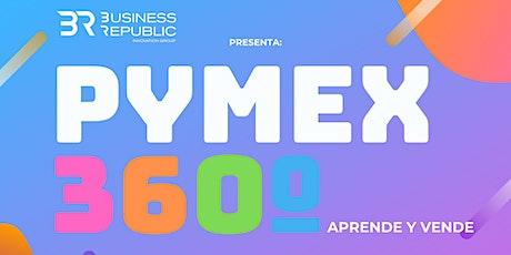 PYMEX 360 tickets