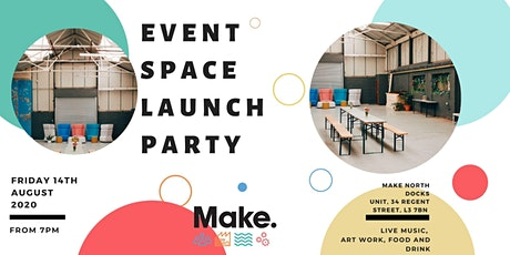 Event Space Launch tickets