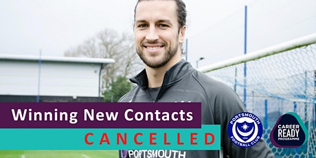 CANCELLED: Winning New Contacts 2020 with Christian Burgess tickets
