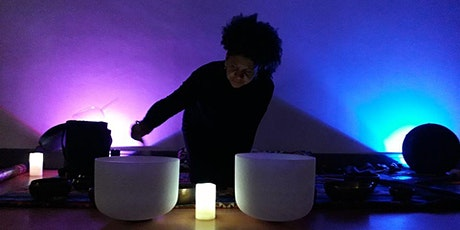 Sound Bath Meditation LIVE - ONLINE (plus Unlimited Access to Lock-Down Tool-kit with book and audio resources) tickets
