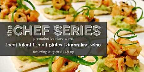 The Chef Series - August '20 tickets