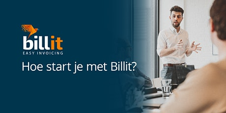 Hoe start je met Billit? (Gent) tickets