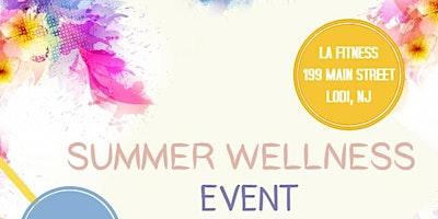 Summer Wellness Event