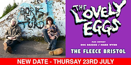 The Lovely Eggs  tickets