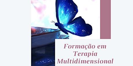 Formação em Terapia Multidimensional com Rosana Kalil (ON-LINE) bilhetes