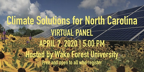 Climate Solutions for North Carolina tickets