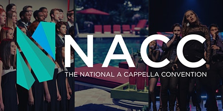 The National A Cappella Convention 2021 tickets