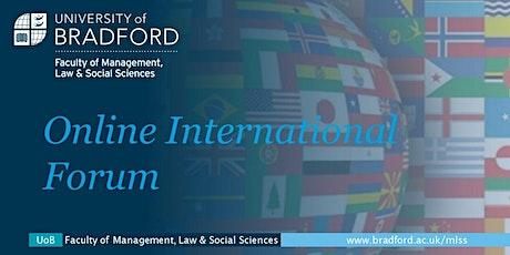 Online International Student Forum tickets