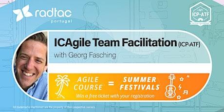 Agile Team Facilitation (ICP-ATF)® bilhetes
