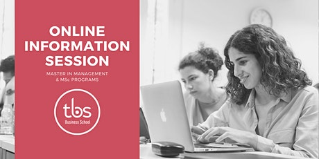ONLINE INFORMATION SESSION: TBS MASTERS tickets