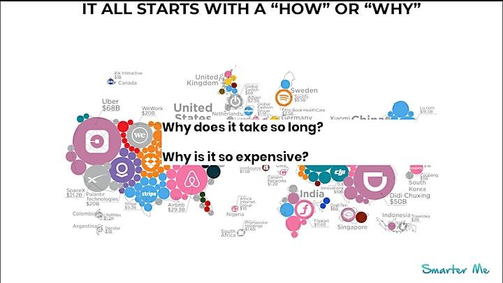 Human-Centered Entrepreneurship Online Workshop   9-12 years image